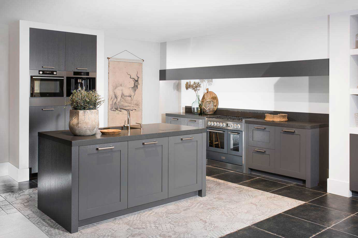 Keuken Quooker Kosten : perfecte montage van luxe keukens onze luxe keukens worden met de