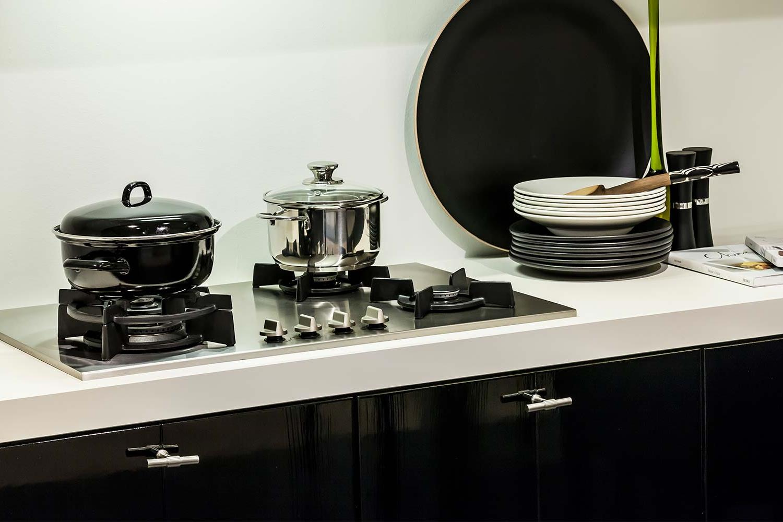 Zwarte keukens in diverse stijlen en prijsklassen pelma