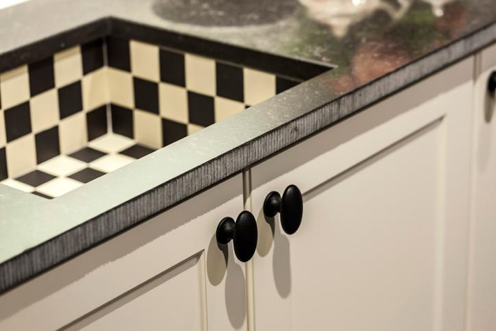 Zwart Keuken Grepen : Handgrepen keuken. 300 modellen. praktisch advies! pelma
