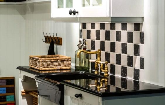 Handgrepen Keuken Bestellen : Xnovinky com Klassiek Keuken Zwart