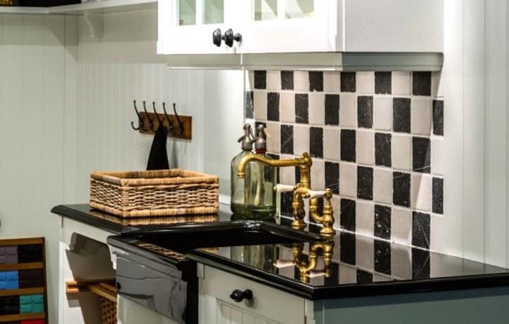 Klassiek keuken zwart - Keuken modellen ...