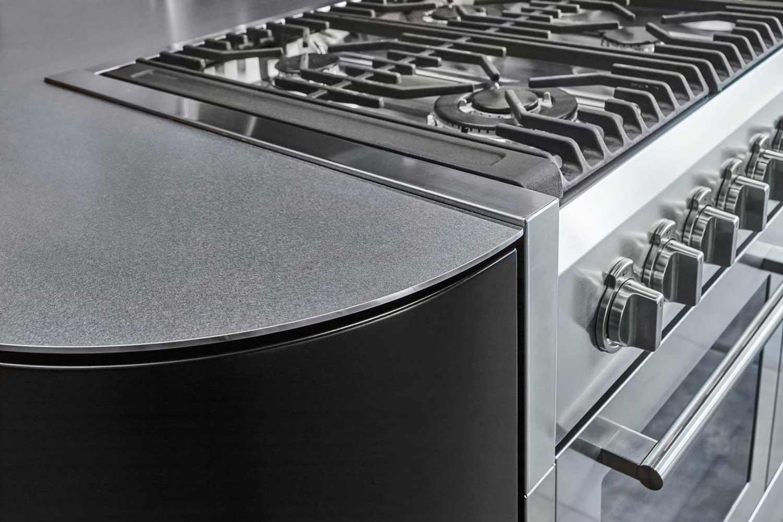 Keuken Handgrepen Rvs : Een RVS aanrechtblad past in iedere keukenstijl. – Pelma