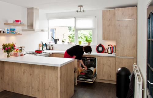Kleine keuken oplossingen: lille lykke kleine keukens slimme ...