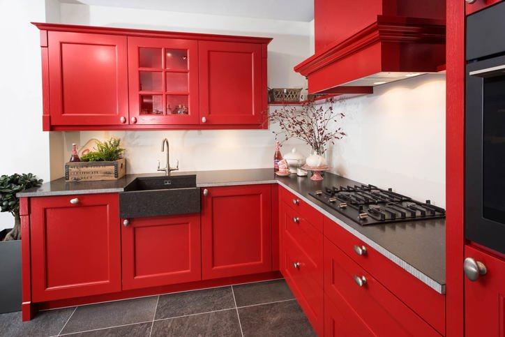 Keuken kleuren kies de kleur die bij je past pelma - Keuken uitgerust voor klein gebied ...