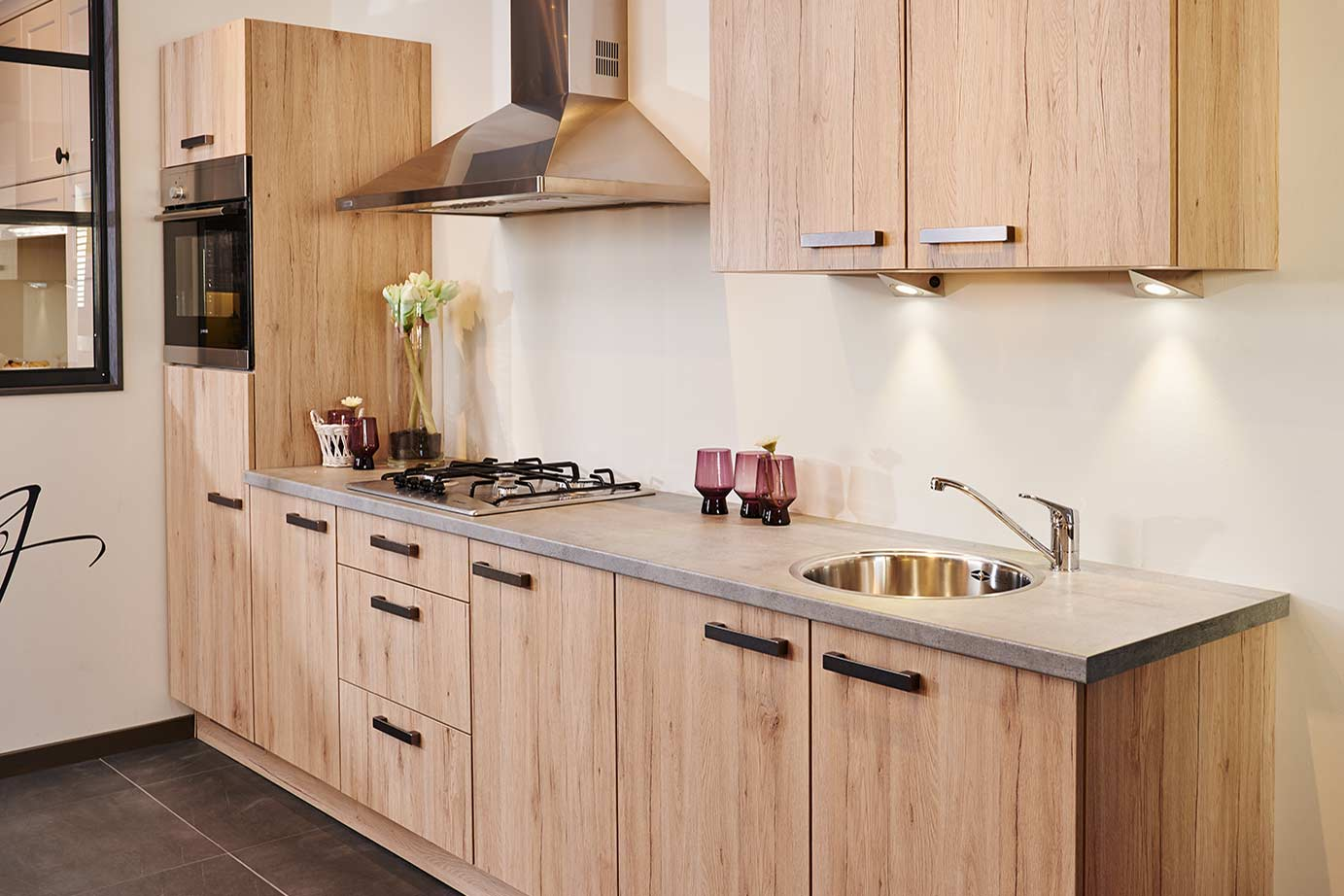 Moderne keukens u keukenmaxx