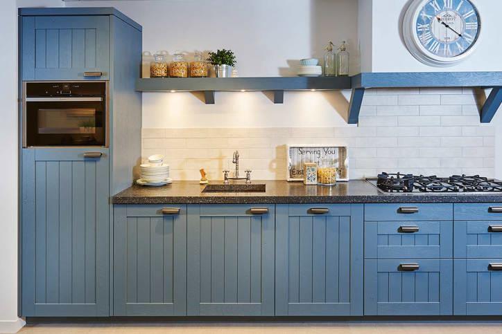 Landelijk Geel Keuken : Keuken kleuren. kies de kleur die bij je past! pelma