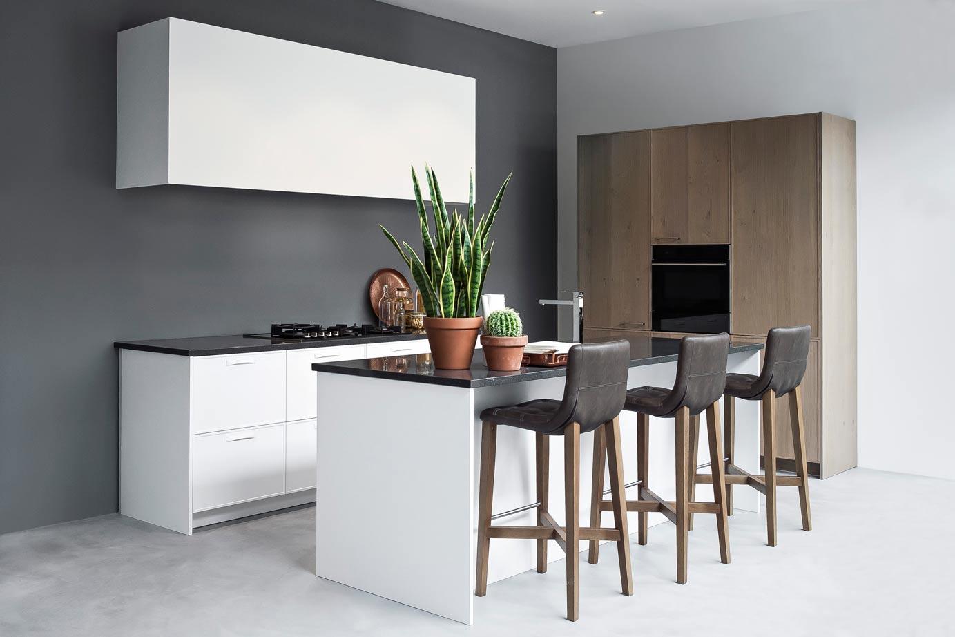 Witte Keuken Design : Keuken kleuren kies de kleur die bij je past pelma