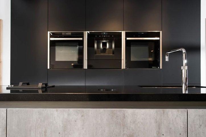 Luxe keukens standaard of maatwerk hoge for Keuken met siemens apparatuur
